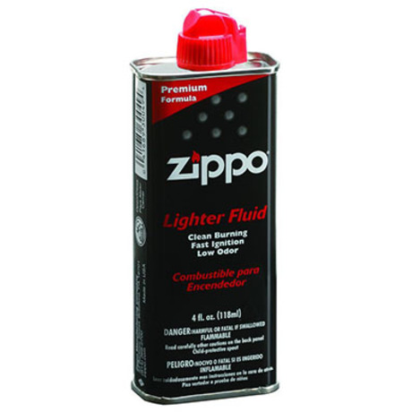 Топливо (бензин) Zippo