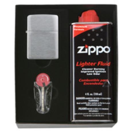 Подарочная коробка Zippo с кремнем 50DR