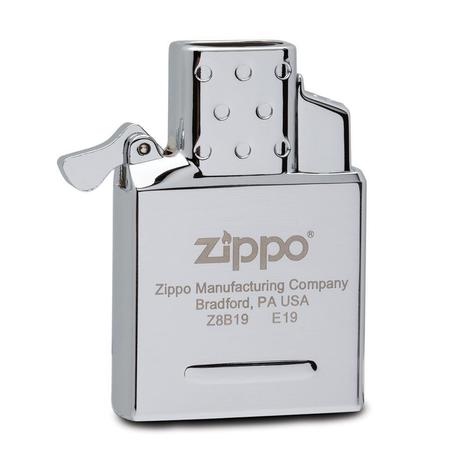 Газовый инсерт Zippo DblBlueTorch-Empty-Box-Yellow Euro 65827