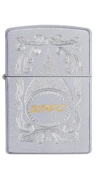 Зажигалка Zippo 205 Gold Script 29512