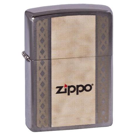 Зажигалка Zippo Satin Chrome 200.379