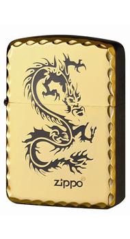 Зажигалка Zippo Dragon Gold ZA-1-18A