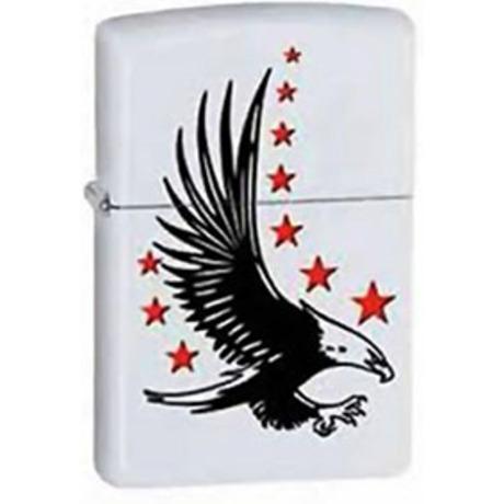 Зажигалка Zippo 214 EAGLE STARS 28708